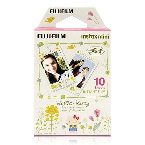Fujifilm Instax Mini FIlm Hello Kitty - Fotonerds