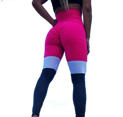 """Mabel"" High Waist Casual Lift The Hips Leggings"