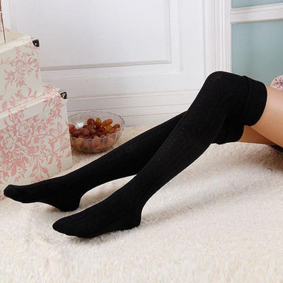 Super Opaque Thermal Stockings