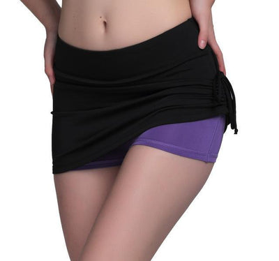 Cinderella Skirt Fitness Shorts