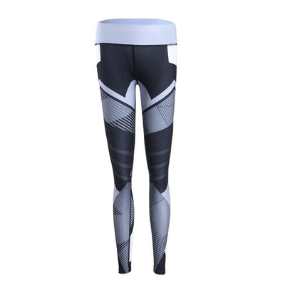 """Mariss"" Fashion Fitness Leggings"