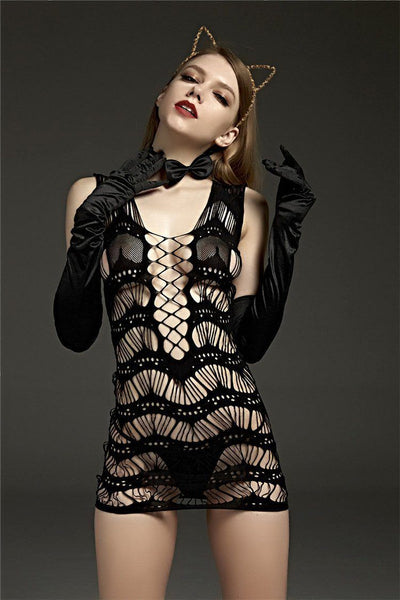 Cat Women -- Babydoll Sleepwear
