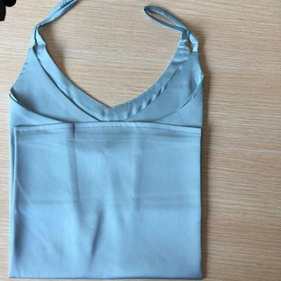 """Camille"" Summer Style Sexy Sleeveless Top"