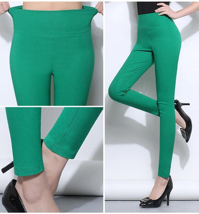 """Alexa"" High Waist Stretch Leggings"