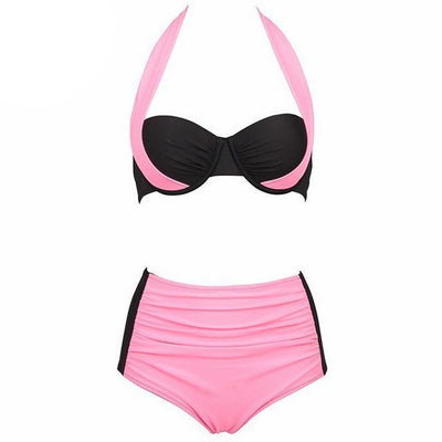 Swoon (High-Waist)™ Two-Piece Swimsuit