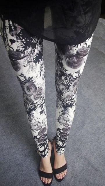 """Lena"" Casual Fashion Women Leggings"