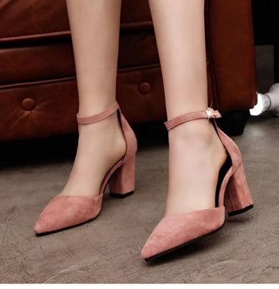 """Hazel"" Newest Fashion Women Pump Shoes"