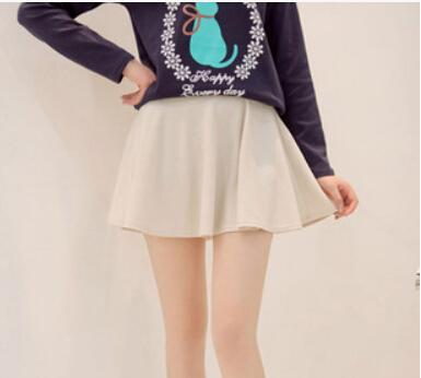 """Ella"" ""Summer Style Korean Version High Waist Skirt"