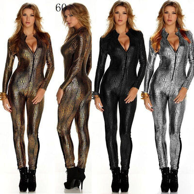 Sleek Queen One-Piece Costume