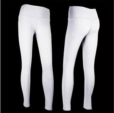"""Gracie"" Fashion Workout Polyester Leggings"