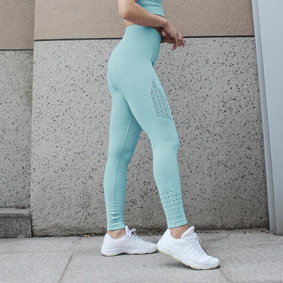 """Roxy"" Seamless Quick Drying Leggings"