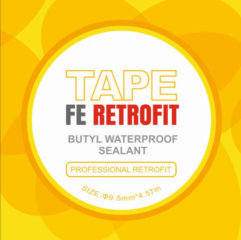 TAPE - Butyl Waterproof Sealant
