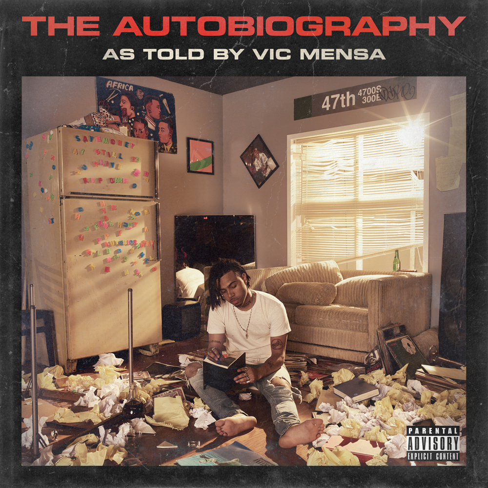 Vic Mensa The Autobiography Tee Bundle