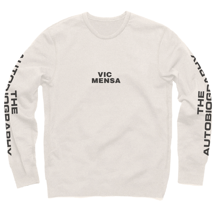 Vic Mensa The NO Racism LS Tee Bundle