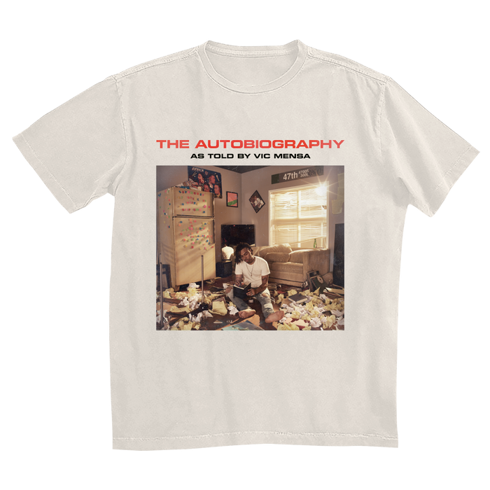 Vic Mensa Fan Appreciation Autobiography Tee Bundle