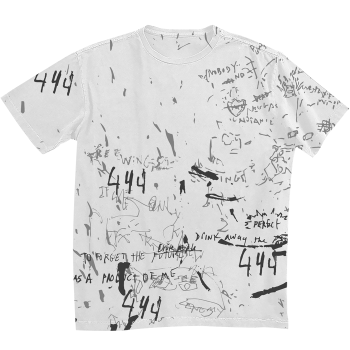 Vic Mensa 4:44 Tour T-Shirt
