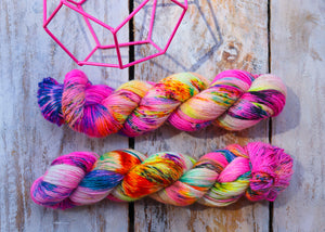 A Beautiful Mess. | Sparkle Sock Singles