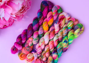 Sock Mini Fade Kit.  - No. 60