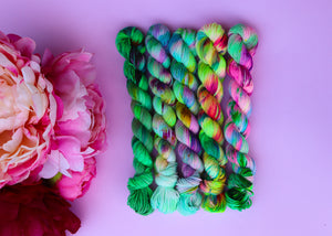 Sock Mini Fade Kit.  - No. 62