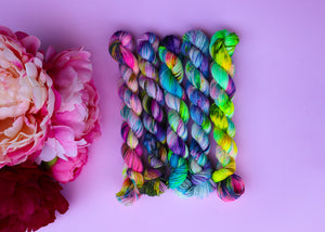 Sock Mini Fade Kit.  - No. 63