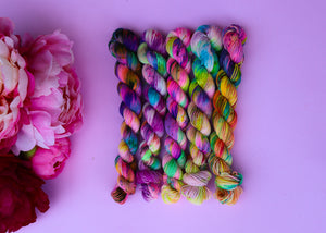 Sock Mini Fade Kit.  - No. 69