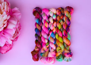 Sock Mini Fade Kit.  - No. 80