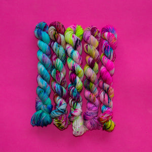 Sock Mini Fade Kit. - No. 95