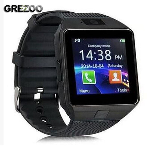 2018 New Hot Bluetooth Smart Watch Wrist Men Fashion Sport Watch For Android Smartphone Ios Phone Sumsung Huawei Telephone - $22.00
