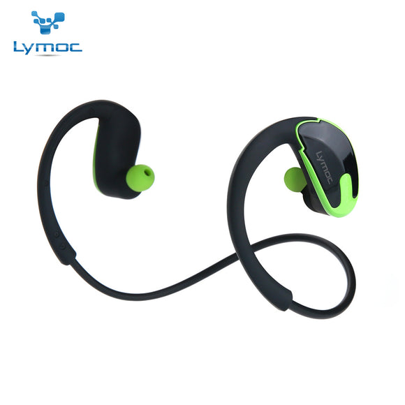 UPGRADE LYMOC Sport Bluetooth Headset Neckband 10Hr Time Handsfree Wireless Earphones Stereo Headphones For iPhone XiaoMi Huawei