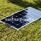 Boguang 18V 100 Watt Flexible Solar Panel 12V High Efficiency Class-A Monocsytalline Home Use Placa Solar Panels Cell 100W - $166.00