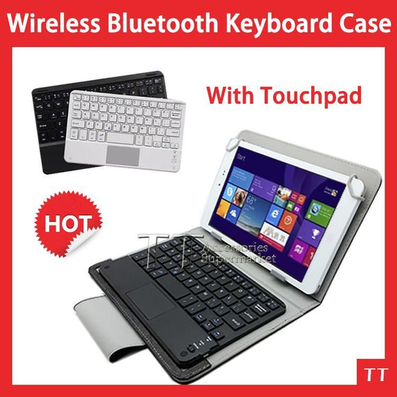 Universal Wireless Bluetooth Keyboard Mouse Touchpad Case For Chuwi Hi8 Air/hi8/hi8 Pro/vi8 Plus Case+Gifts - $34.00