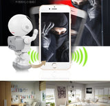 Wireless Wifi Network Hd 360 Camera / Vidicon With Cellphone Remote Control High Definition Robot Monitor - $86.00