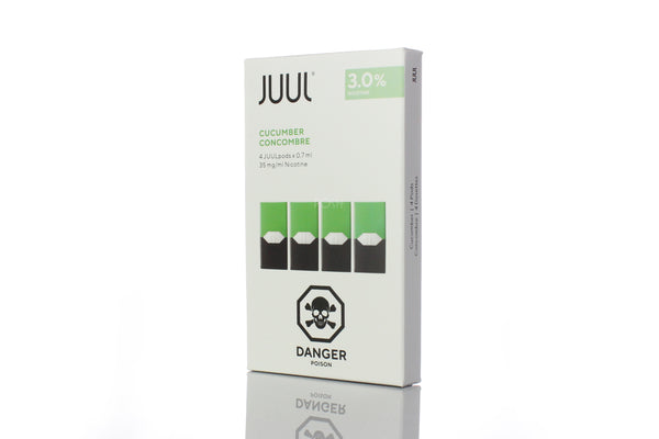 JUUL Pods - Cool Cucumber