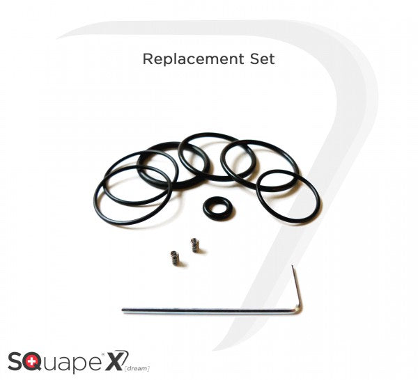 SQuape X[dream] O-ring Replacement Set