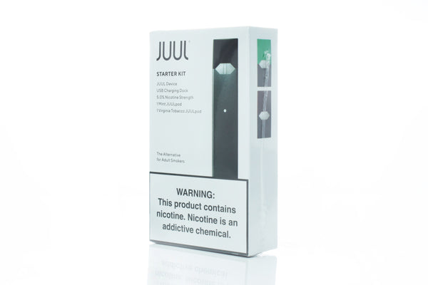 JUUL - Starter Kit | Virginia Tobacco & Mint