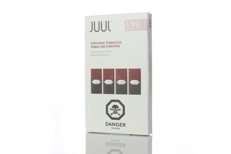 JUUL Pods - Virginia Tobacco
