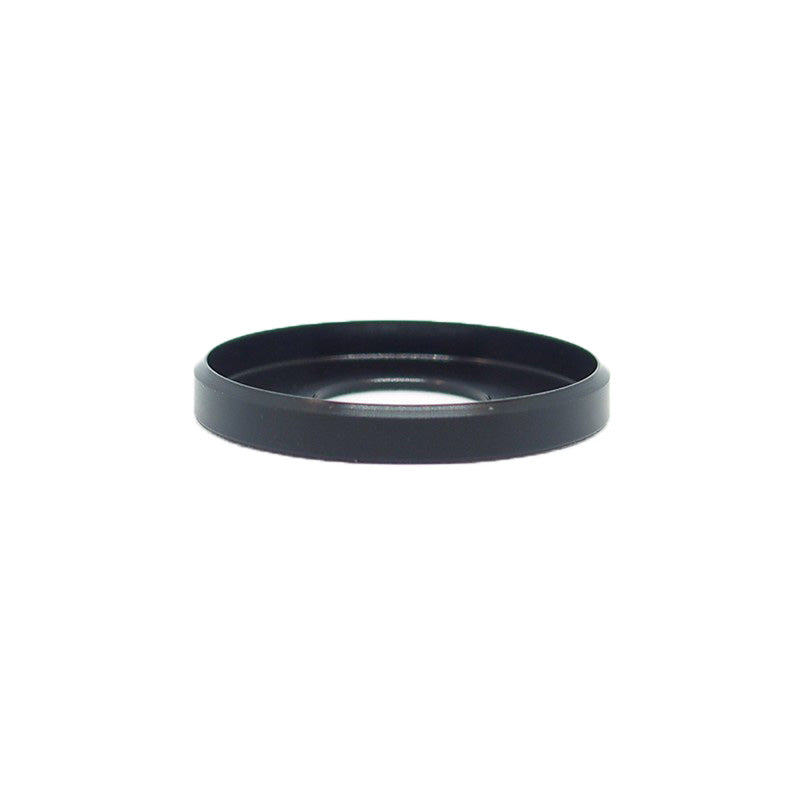 SVA - Beauty Ring Low Profile Black Delrin