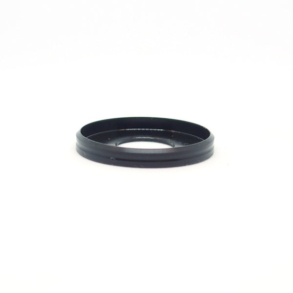 SVA - Beauty Ring Low Profile Line Black Delrin