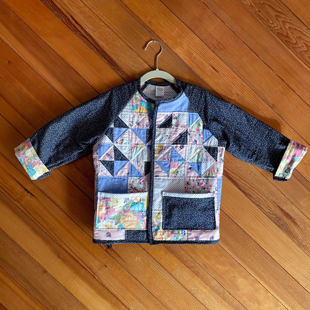 Adaline Quilted Parity Jacket size 3/4