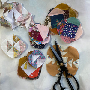 Visible Mending Kits with Iron-on Patches