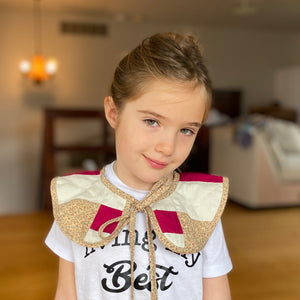 Meg Quilted Collar (Children's)