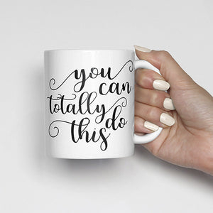 you can totally do this mug