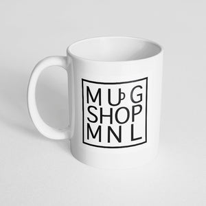 Your Photo or Logo on a Classic White Mug