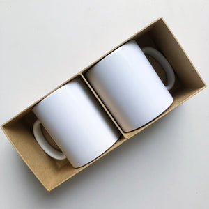 couple mug gift box inside view