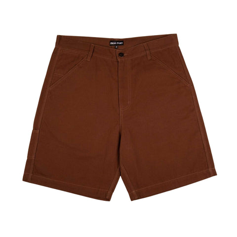 P~P Movers Shorts - Brown