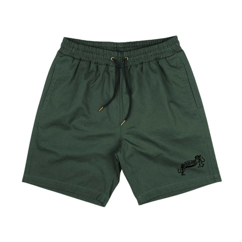 P~P Missing Tilde Shorts - Green