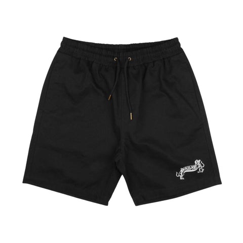 P~P Missing Tilde Shorts - Black