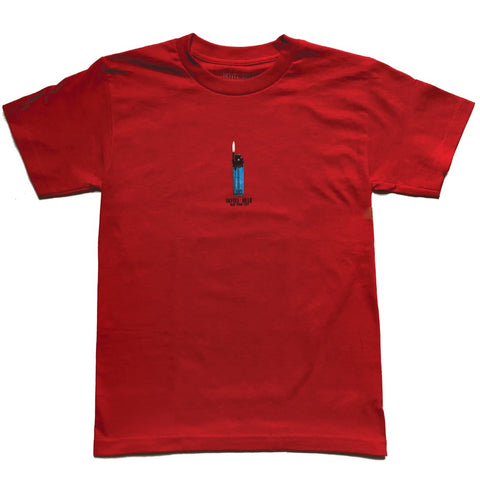 Lighter Tee - Red