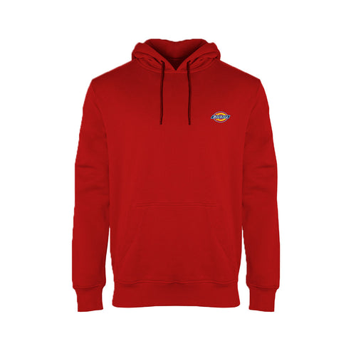 H.S Rockwood Pop Over Hoody - English Red