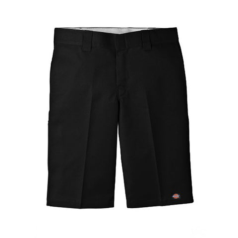 131 Slim Straight Short - Black - Hemley Skateboarding